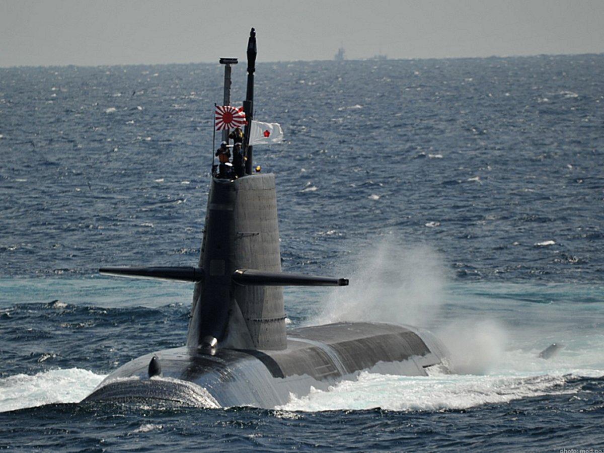 Японские подводные лодки переходят на литиево-ионные аккумуляторные батареи