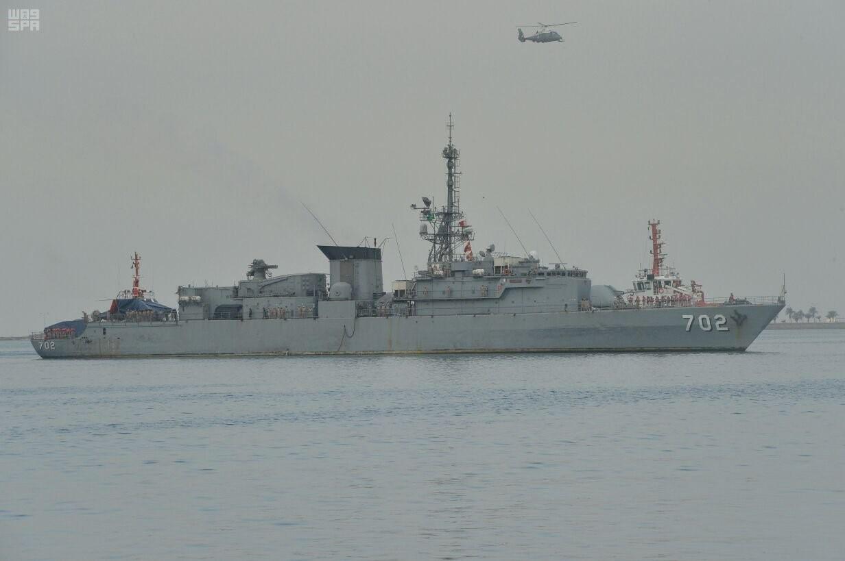 Саудовский фрегат был атакован телеуправляемым взрывающимся катером