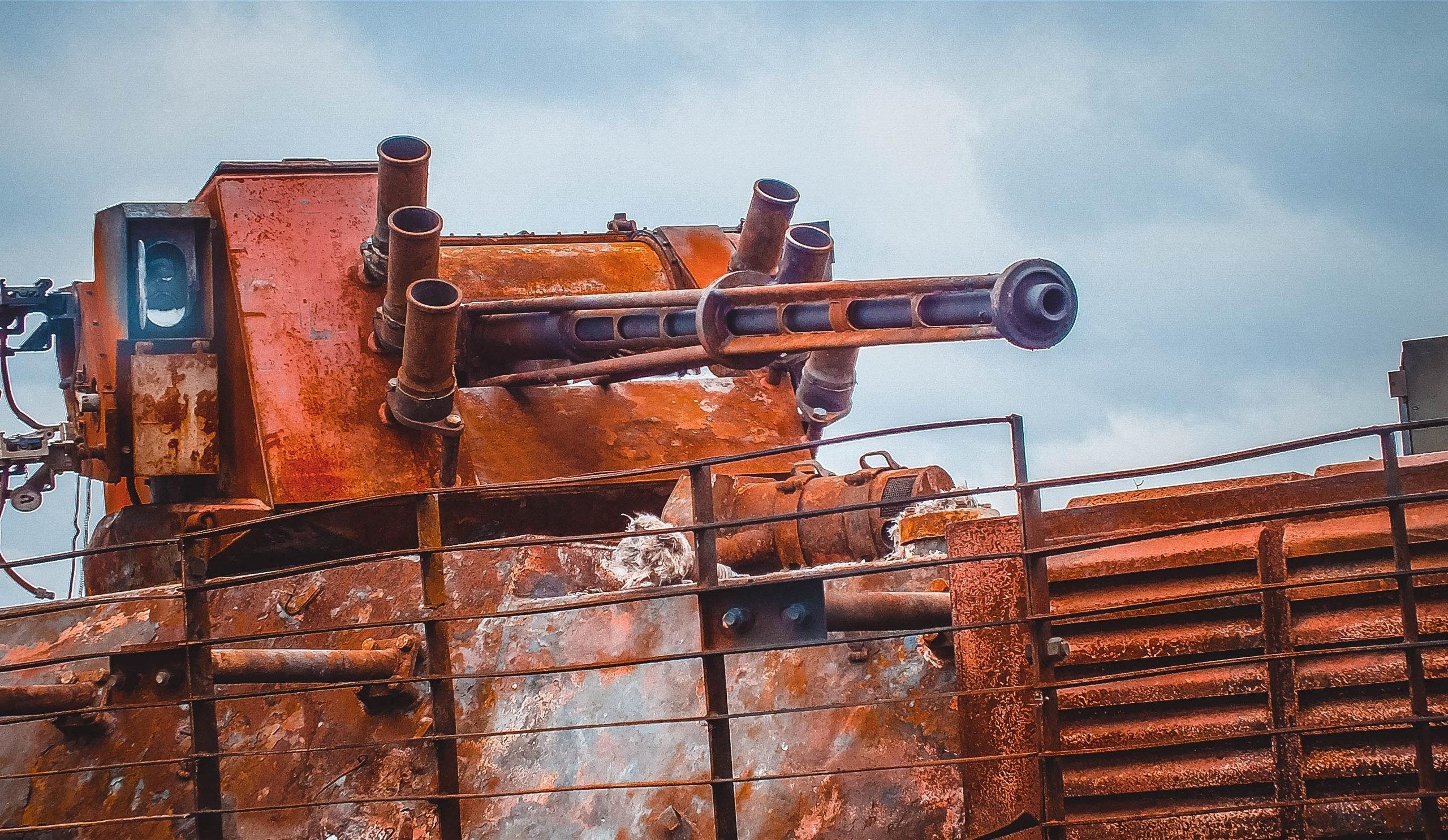 Новости программы производства бронетранспортера БТР-4