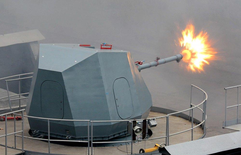 Корабельная установка АК-176МА