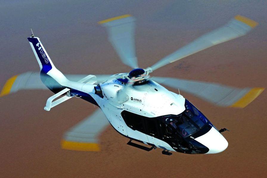 Франция выбрала вертолет Н160 для закупок в качестве военного