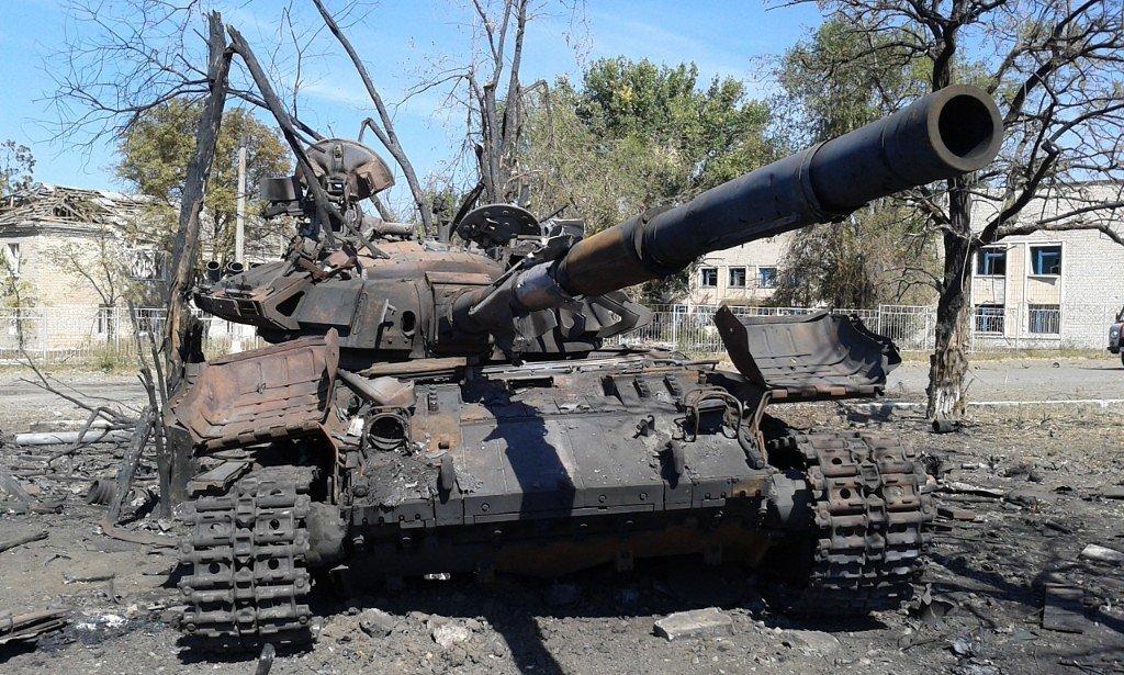 Опыт применения бронетехники украинского производства в ходе боев на Донбассе id522-08