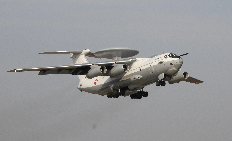 ВКС России получили четвертый модернизированный самолет А-50У