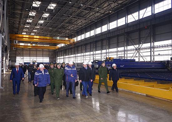 Министерство обороны закажет на Дальневосточном заводе «Звезда» танкер для Тихоокеанского флота
