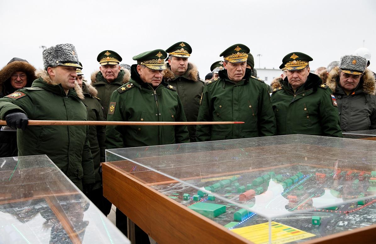 Министерство обороны России завершило подбор кадров в руководство 8-й армии Южного военного округа