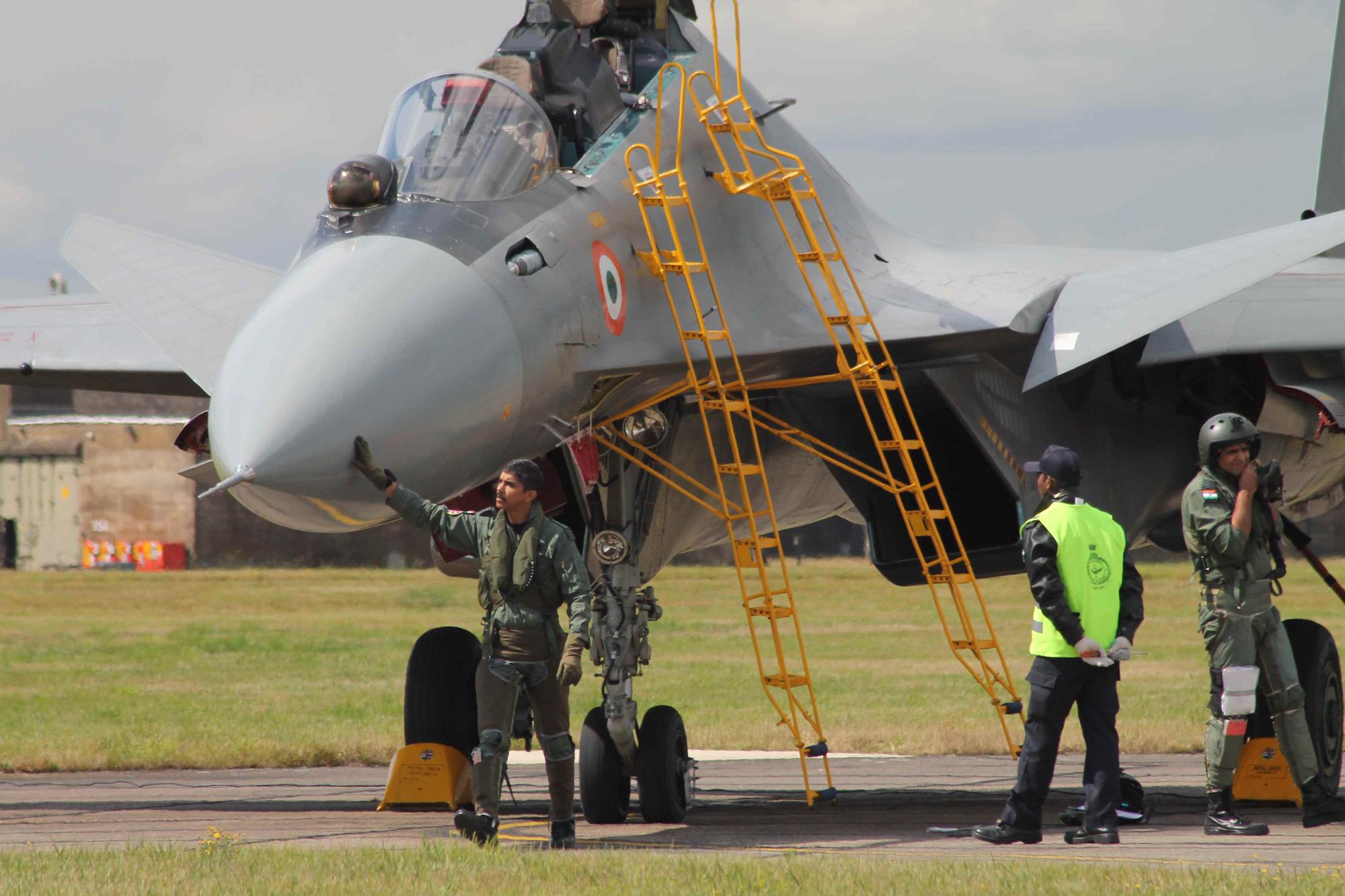 Договор о сервисной поддержке истребителей Су-30МКИ ВВС Индии