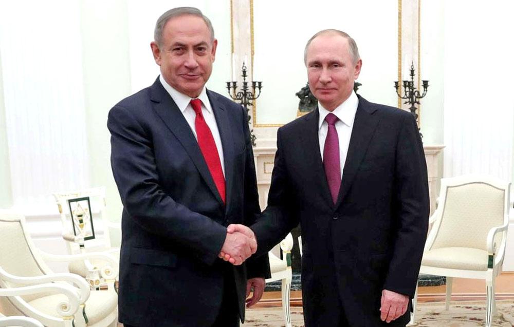 Сложности между Россией и Израилем по сирийскому вопросу