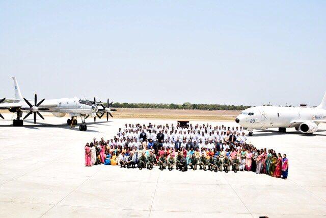 Самолеты Ту-142МЭ официально сняты с вооружения авиации ВМС Индии