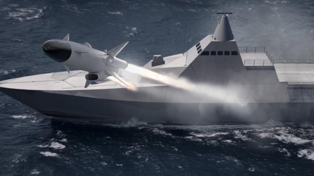 Контракт на разработку нового поколения противокорабельной ракеты RBS 15