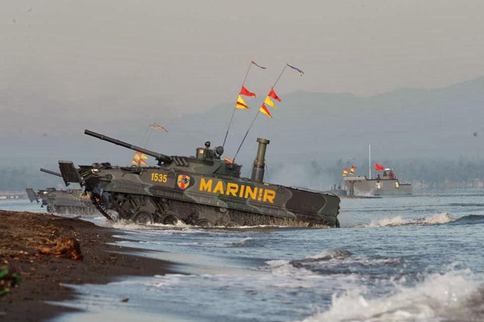 Планируется создание боевой машины морской пехоты (БММП)