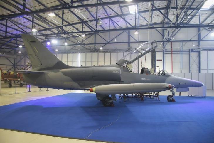 Компания Aero Vodochody возобновила производство самолетов L-159