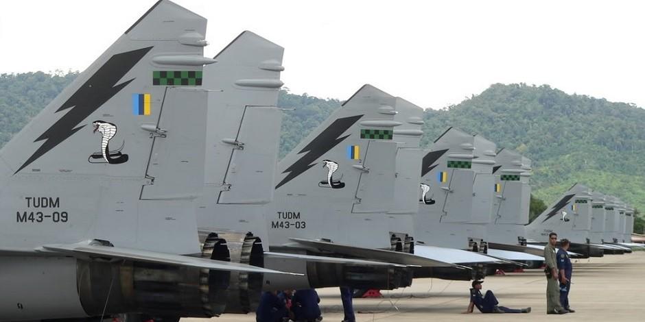 Индия хочет купить бывшие малайзийские МиГ-29
