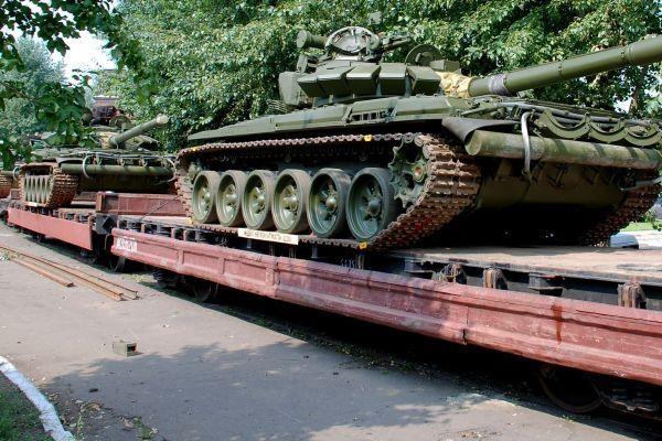 Для нужд Министерства обороны России будет закуплено 30 тысяч железнодорожных платформ