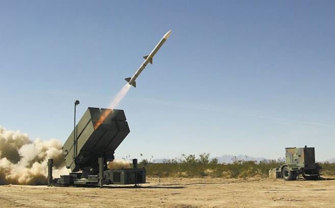 Австралия приобретет зенитный ракетный комплекс NASAMS 2