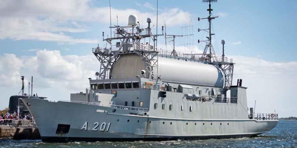 В Швеции будет построен новый разведывательный корабль