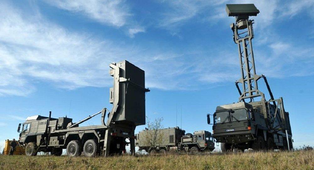 Франция затягивает поставку зенитной ракетной системы VL MICA Грузии