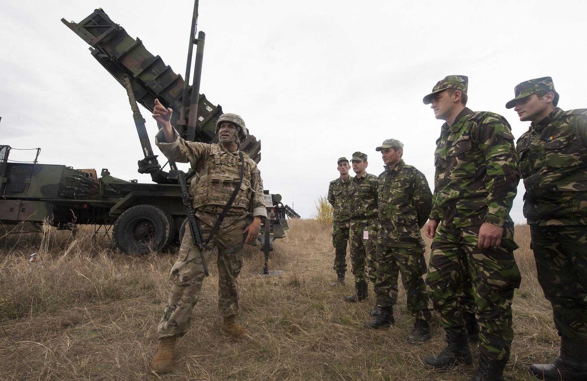 Румыния хочет приобрести зенитную ракетную систему Patriot