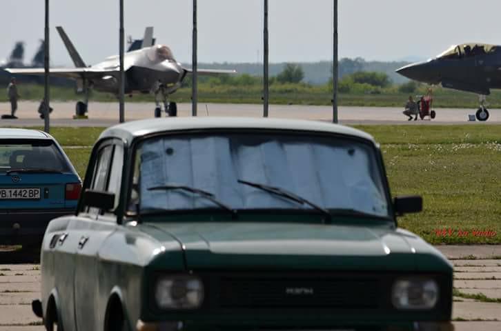 F-35A в Болгарии