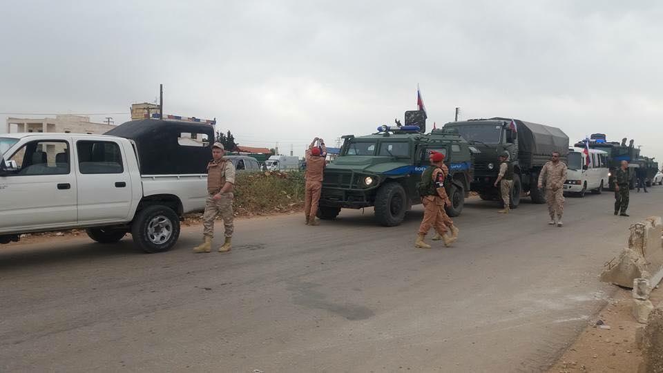 Россия создает новую базу в Сирии совместно с... курдами? C-u6Fb-WAAEj_pV