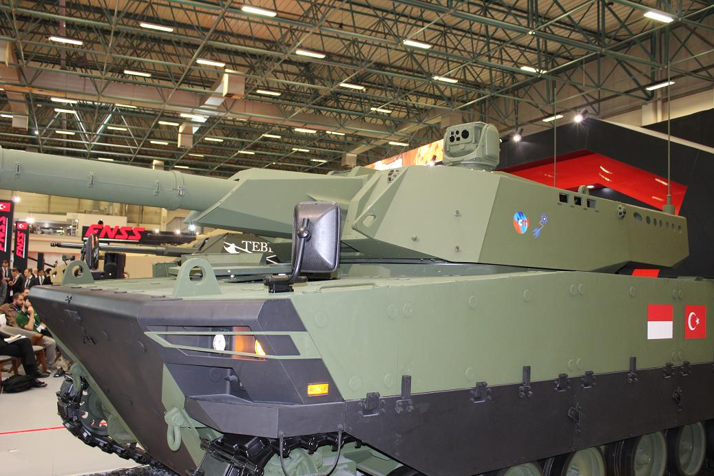 Turkish Ground Forces AFVs and Tanks 4197580_original