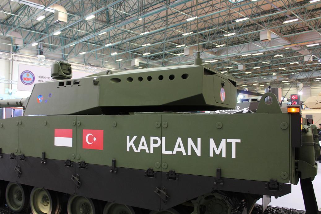 Turkish Ground Forces AFVs and Tanks 4197902_original