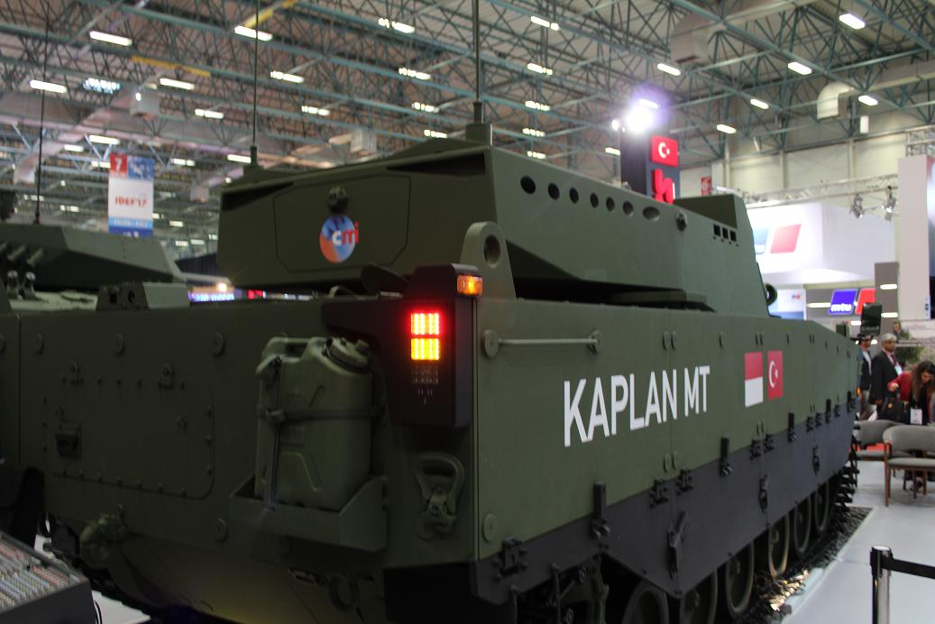 Turkish Ground Forces AFVs and Tanks 4198363_original