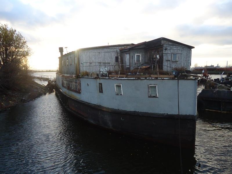 floating workshop 2013