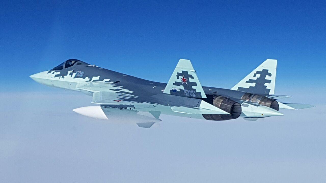 Т-50-9 с подвесными баками