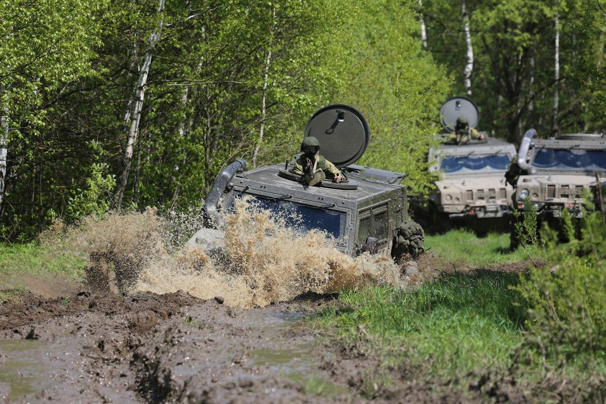"""Начата ОКР по созданию бронеавтомобиля """"Тигр-2"""" с противоминной защитой"""