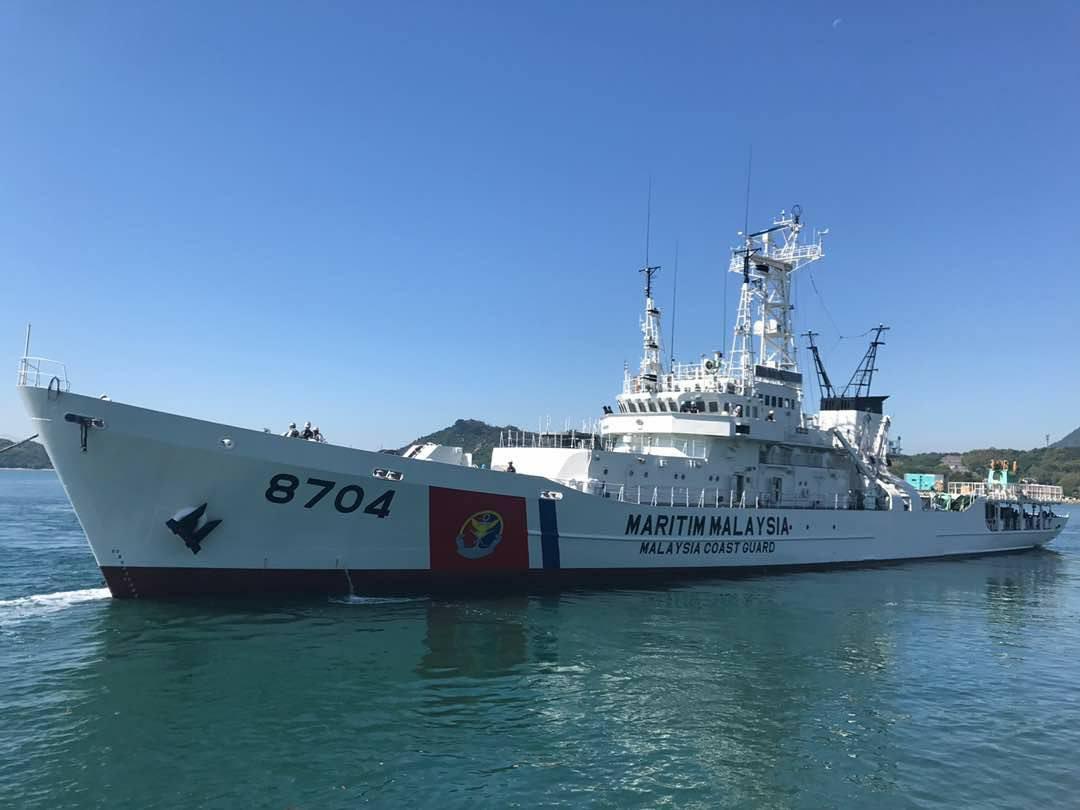 Малайзия получила второй японский патрульный корабль