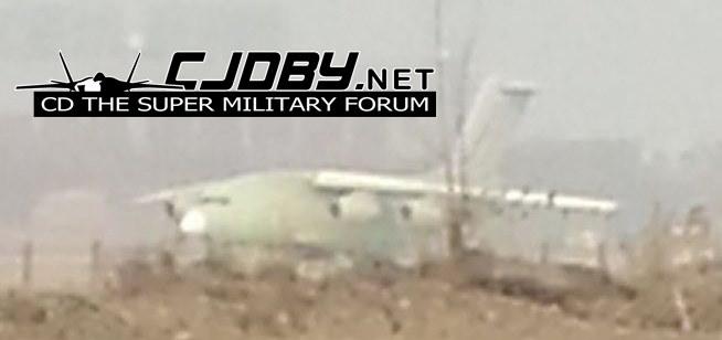 Avión de transporte chino Y-20