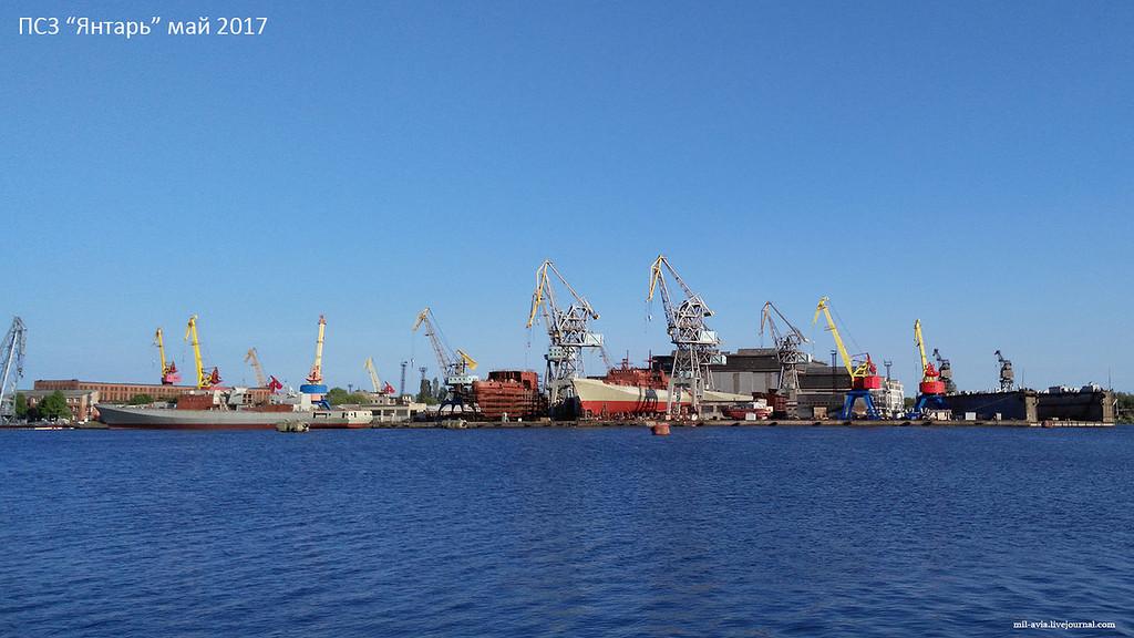 Три фрегата проекта 11356 будут достроены для ВМФ России с российскими газотурбинными агрегатами