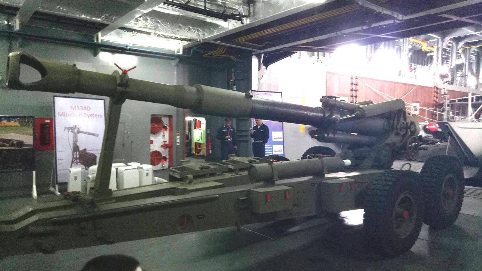 Филиппины приобрели израильские 155-мм буксируемые гаубицы М-71
