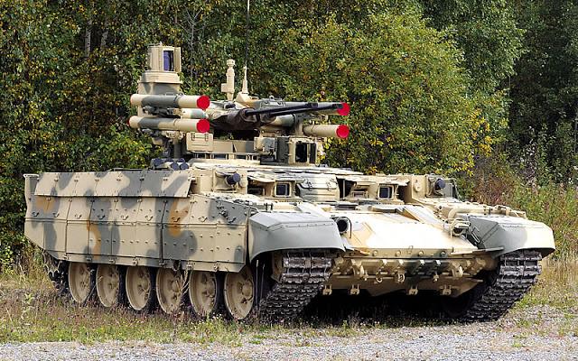 Министерство обороны России закупит партию БМПТ img15211