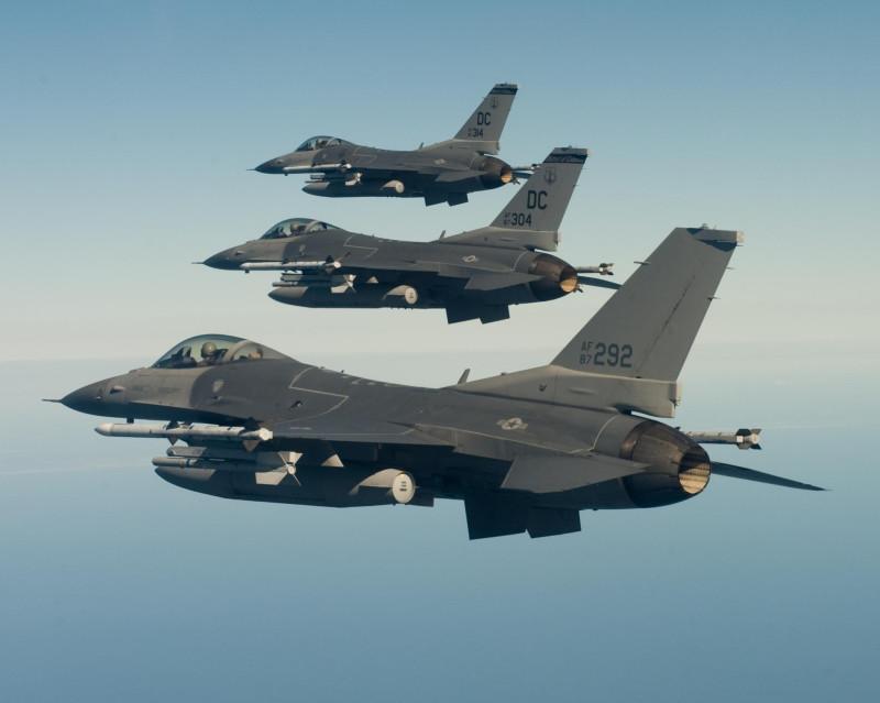 Lockheed Martin и Tata объединят усилия для производства истребителей F-16 в Индии