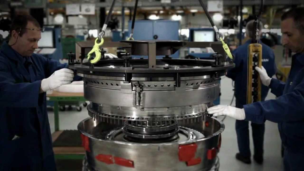 Вопрос о локализации производства двигателей SaM146 в России