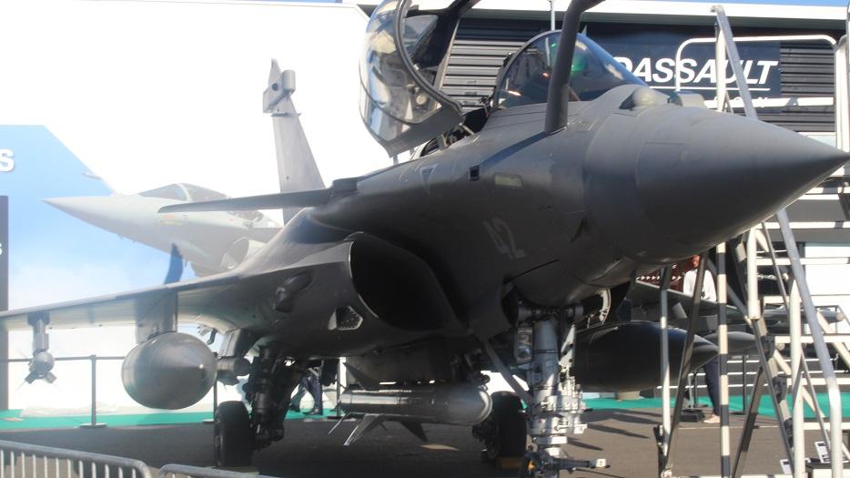 Авиасалон в Ле Бурже - картинки с выставки. Часть1: военная авиация