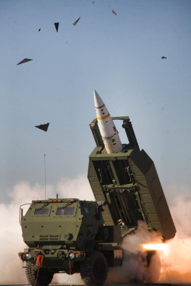 Модернизированная оперативно-тактическая ракета ATACMS готовится к принятию на вооружение