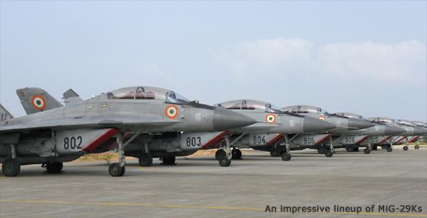 MiG-29Ks