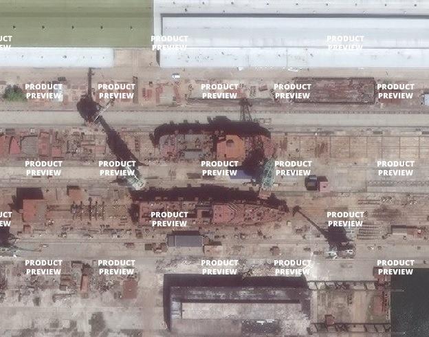 Патрульные корабли «Павел Державин» и «Сергей Котов» проекта 22160 строятся в Керчи