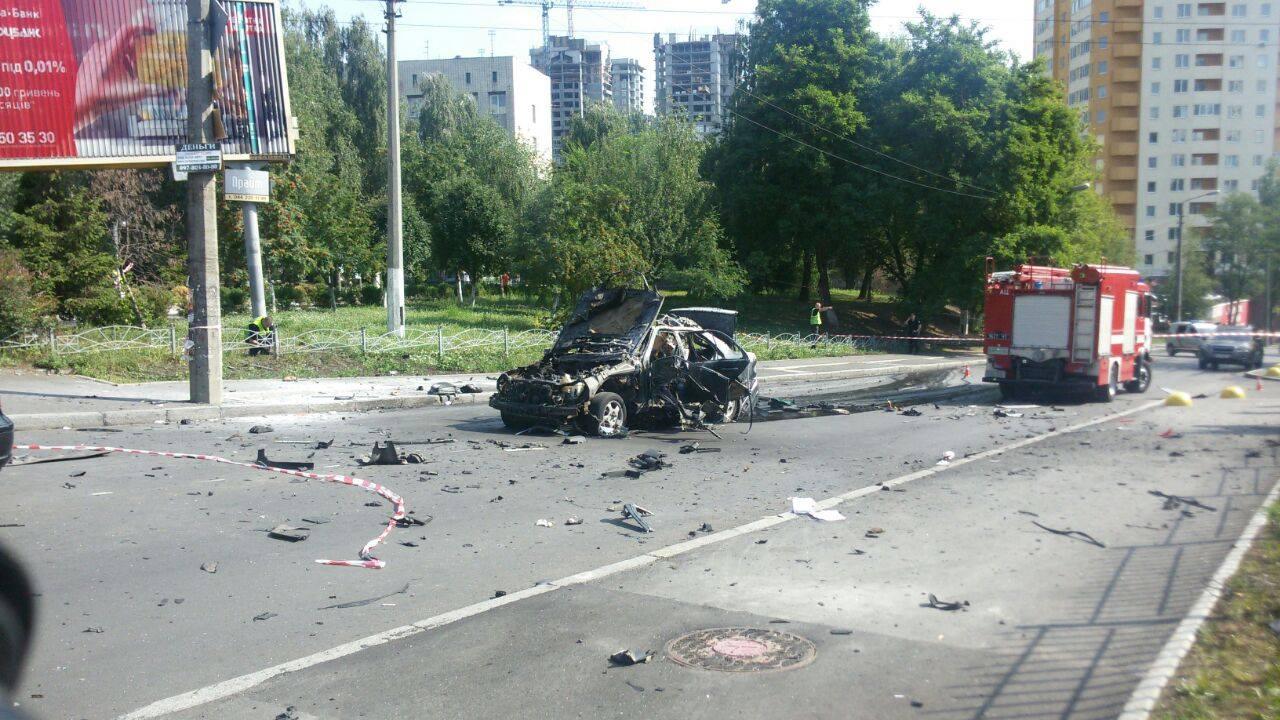 Взгляд с Запада на убийства украинских офицеров спецслужб