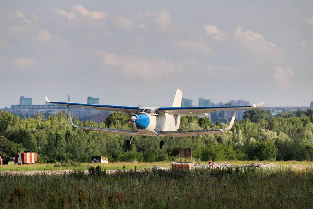 Первый полет цельнокомпозитного самолета ТВС-2ДТС 19800564_1466808863364892_4019305007787970134_o