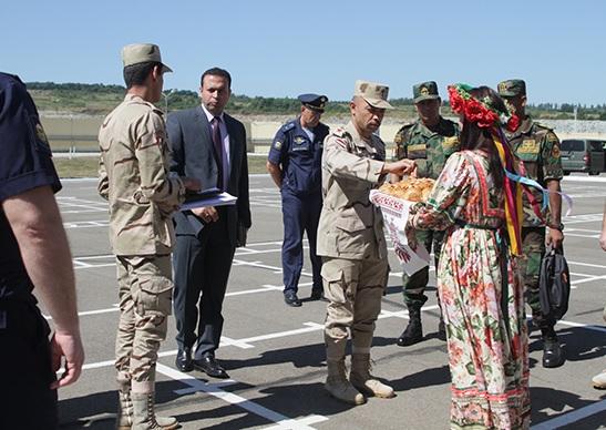 В сентябре 2017 года пройдет совместное российско-египетское учение воздушно-десантных войск