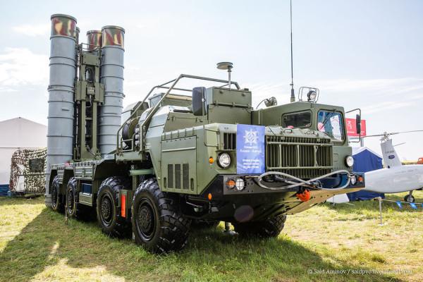 Президент Турции Эрдоган заявил о подписании с Россией соглашения о поставках ЗРС С-400