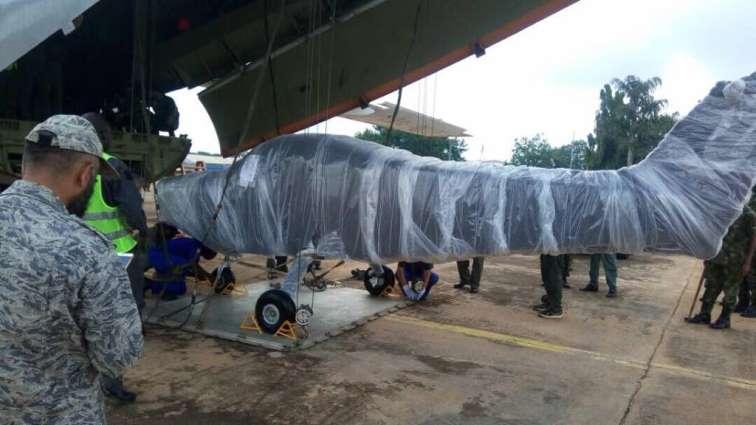 Нигерия получила из Пакистана пять учебно-тренировочных самолетов Super Mushshak