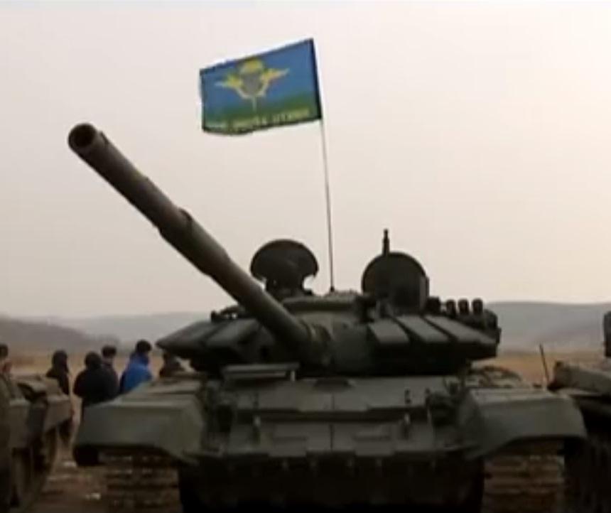 Формирование танковых батальонов в Воздушно-десантных войсках