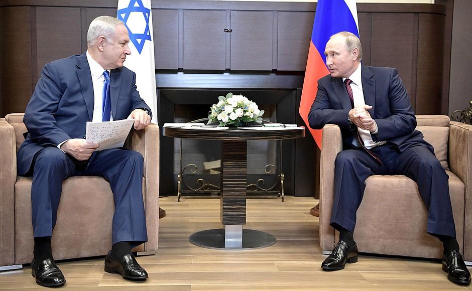 Израиль опасается крушения своей стратегии в Сирии