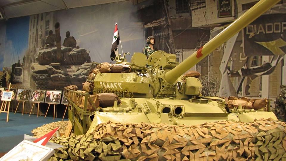 """4601996_original Сирийская выставка в парке """"Патриот"""""""