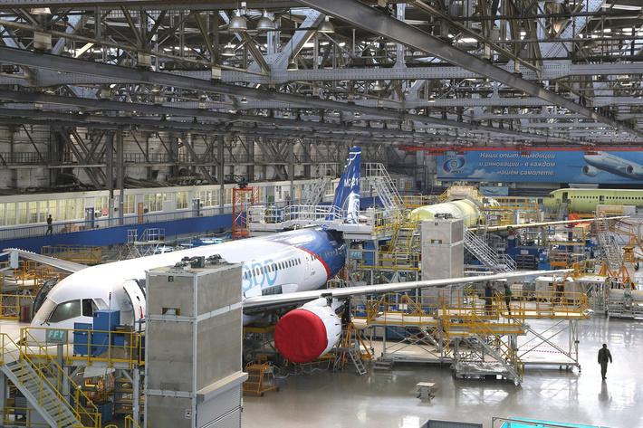 Утверждена реорганизация Объединенной авиастроительной корпорации