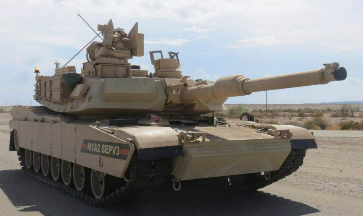 Контракт армии США на разработку проекта модернизации танка Abrams SEPv4